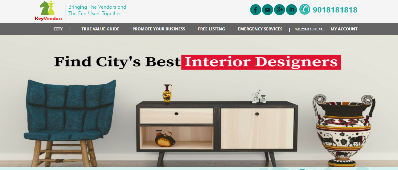 Commercial Interior Design Services in Your City