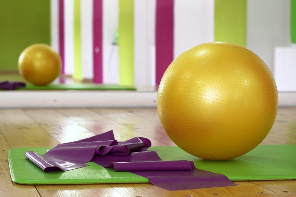 Fitness Gym decoration ideas