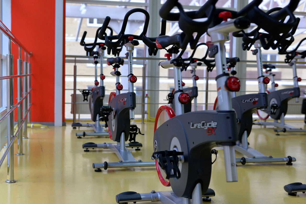 Gym decoration ideas