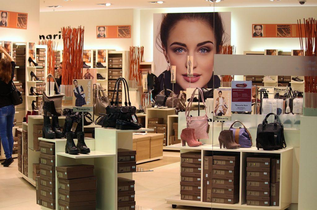 Footwear Showroom Interior Designer