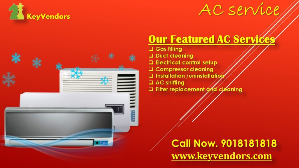 AC Repair near me in Delhi