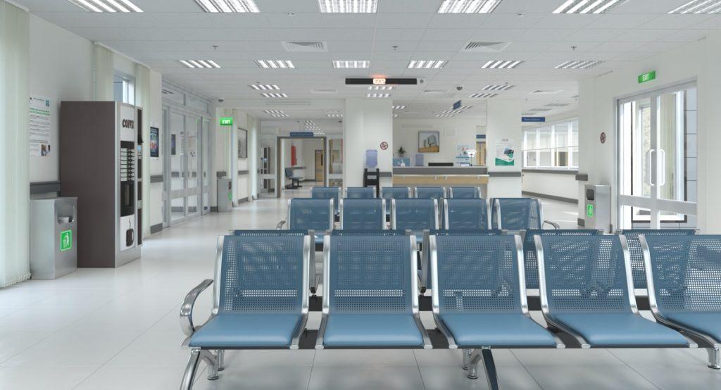 Interior Designer for Healthcare in Delhi