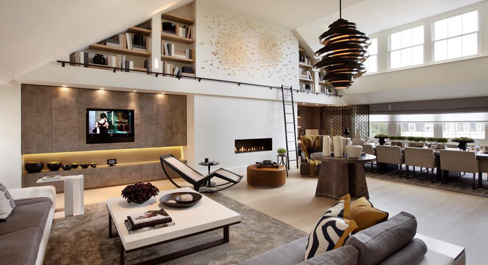 industrial interior designer in Delhi