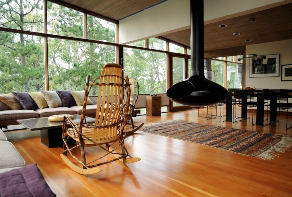 natural home furniture interior